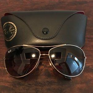 Ray Ban aviator sunglasses RB 3293